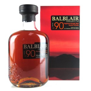 Balblair 1990 2nd Release 2015