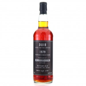 Bunnahabhain 1979 Duir 30 Year Old / The Whisky Talker