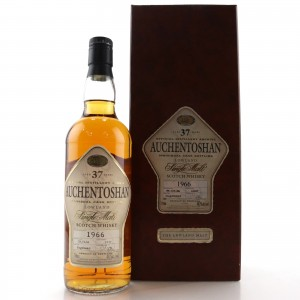 Auchentoshan 1966 Single Cask 36 Year Old 75cl / US Import