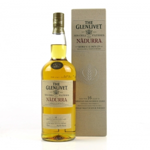 Glenlivet Nàdurra 16 Year Old Cask Strength 1 Litre