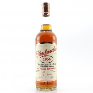 Glenfarclas 1956 Single Cask #1779 / For Friends Edition No.2