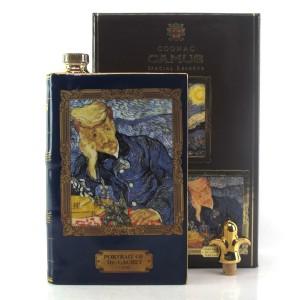 Camus Special Reserve 35cl / Van Gogh Portrait of Dr Gachet Decanter