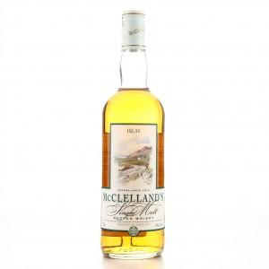 McClelland's Islay Single Malt 75cl / US Import