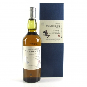 Talisker 25 Year Old 2008 Release