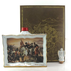Tanneur Napoleon Cognac Decanter / Battle of Friedland 1807