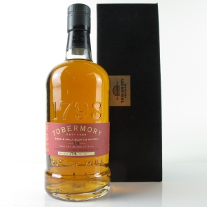 Tobermory 14 Year Old Marsala Wine Cask Finish / Distillery Exclusive