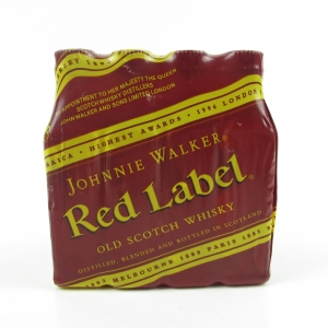 Johnnie Walker Red Label / 12 x 5 cl