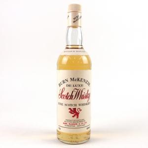 Burn McKenzie Scotch Whisky