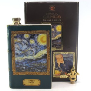 Camus Special Reserve 35cl / Van Gogh Starry Night Decanter
