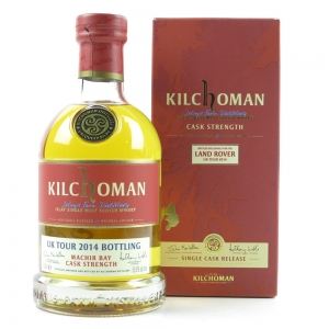 Kilchoman Land Rover UK Tour 2014 Exclusive