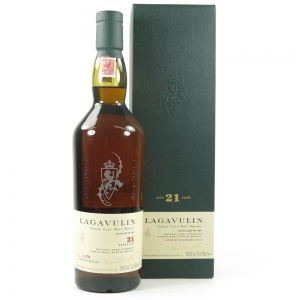 Lagavulin 21 Year Old 2007 Release