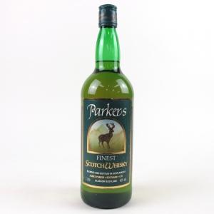 Parkers Finest Scotch Whisky 1 Litre