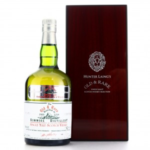 Bowmore 1989 Hunter Laing 30 Year Old / Old and Rare