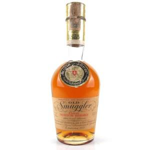 Old Smuggler Blended Scotch Whisky 1970s