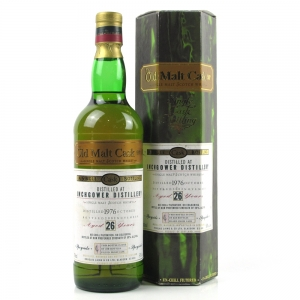 Inchgower 1976 Douglas Laing 26 Year Old / Bottle #1