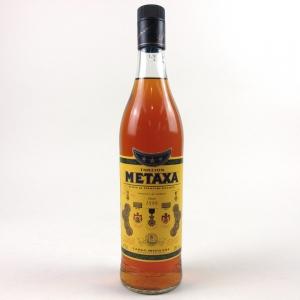 Metaxa 3-Star Greek Brandy