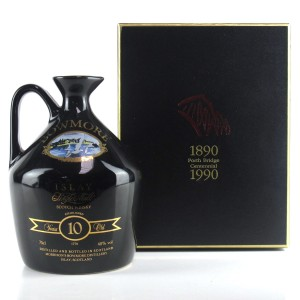 Bowmore Forth Rail Bridge Centenary Decanter 10 Year old