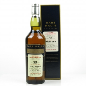 Millburn 1969 Rare Malt 35 year Old 51.2%