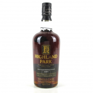 Highland Park 1995 Single Cask #1555 / Oddbins Exclusive