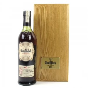Glenfiddich 40 Year Old 2008 Release