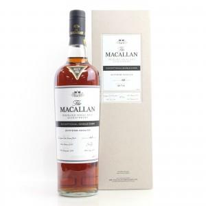 Macallan 2005 Exceptional Cask #5234-09 / 2017 Release