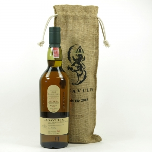 Lagavulin 1991 Feis Ile 2015 24 Year Old Front