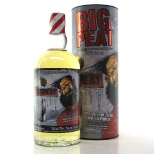 Big Peat Christmas Cask Strength 2014 Edition