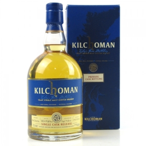 Kilchoman 2006 Private Cask Bottling / Bourbon