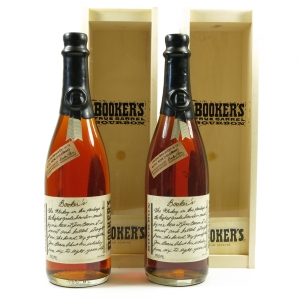 Booker's 7 Year Old 2 x 70cl