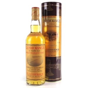 Glenmorangie 10 Year Old / Dornoch Firth Bridge