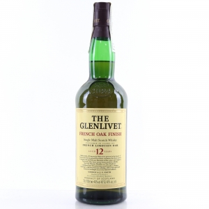 Glenlivet 12 Year Old French Oak Finish