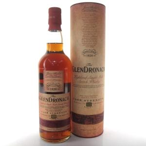 Glendronach Cask Strength Batch #1