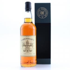 Charpentier 45 Year Old Cadenhead's Cognac