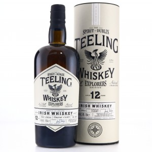 Teeling 12 Year Old Cognac Casks Finish