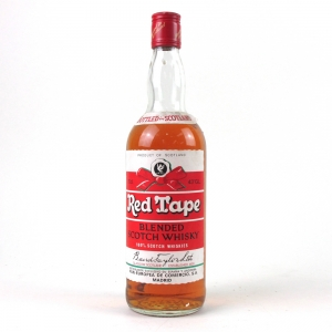 Red Tape Scotch Whisky 1980s