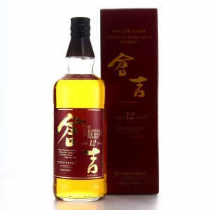 Kurayoshi 12 Year Old Pure Malt