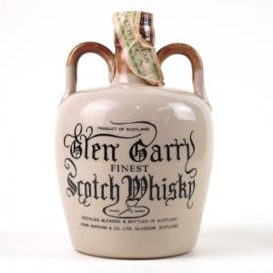 Glen Garry Scotch Whisky Flaggon
