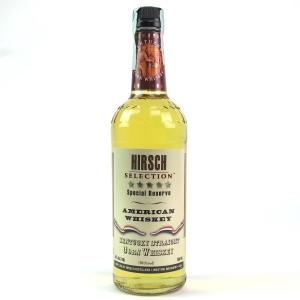 Hirsch Special Reserve Kentucky Corn Whisky