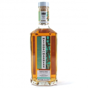 Method and Madness Single Malt Irish Whiskey / French Limousin Finish