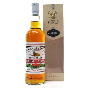 Glenlivet 15 Year Old Gordon and MacPhail 57%