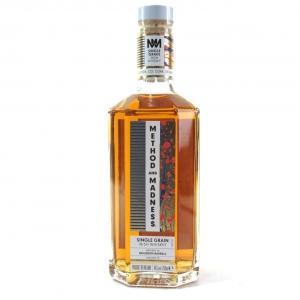 Method and Madness Single Grain Irish Whiskey / Virgin Oak Finish