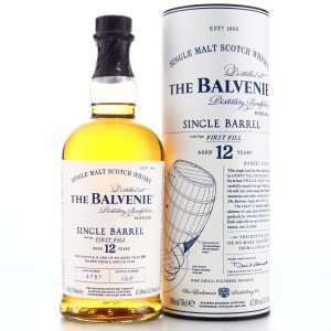 Balvenie 12 Year Old First Fill Single Barrel