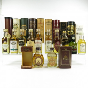 Miscellaneous Assorted Miniatures 12 x 5cl