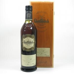 Glenfiddich 1973 Vintage Reserve 33 Year Old