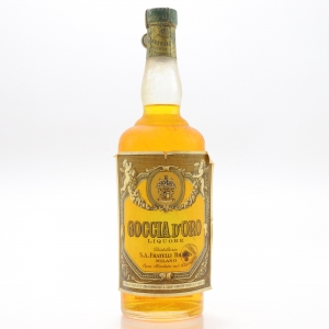Branca Goccia d'Oro Liquore 1950s