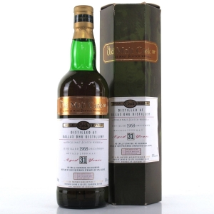 Dallas Dhu 1968 Douglas Laing 31 Year Old