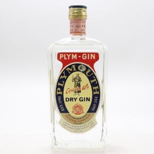 Coates & Co Plym Dry Gin 1960s