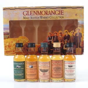 Glenmorangie Miniature Collection 5 x 5cl
