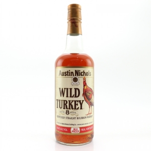 Wild Turkey Old No.8 Brand 1990s