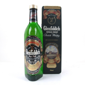 Glenfiddich Pure Malt 1980s